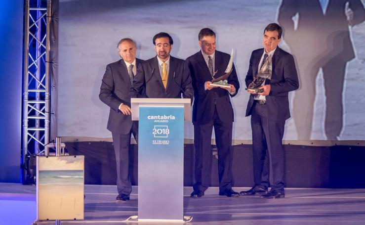 Gala de presentación del Anuario de Cantabria