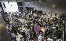 Escenario Market celebra la Primavera con food trucks y propuestas artísticas