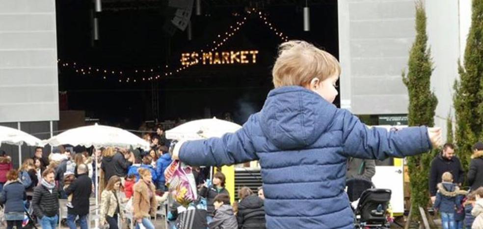 Escenario Market, punto de encuentro de creativos y artistas multidisciplinares