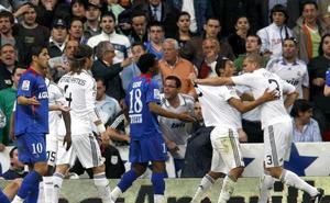 Las mayores sanciones del fútbol español