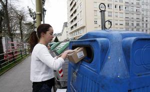 Cantabria, sobresaliente en reciclaje