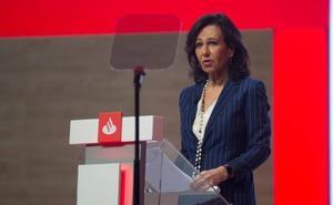 Botín: «La Bolsa está especialmente complicada para los bancos europeos»
