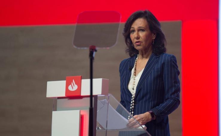 La junta del Banco Santander reúne a los accionistas en la ciudad