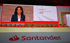 El Banco Santander celebra su junta general de accionistas