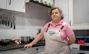Nos colamos en la cocina de Begoña Amezua de 'Bake Off'