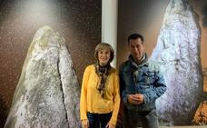 Potes acoge la muestra 'Menhires en Cantabria: el resurgir de lo ancestral'