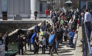 Los hosteleros auguran una Semana Santa «potente» con más del 80% de ocupación