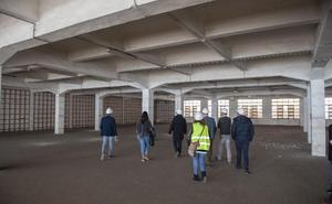 Comienza la construcción del centro cívico Castilla-Hermida en la antigua Tabacalera