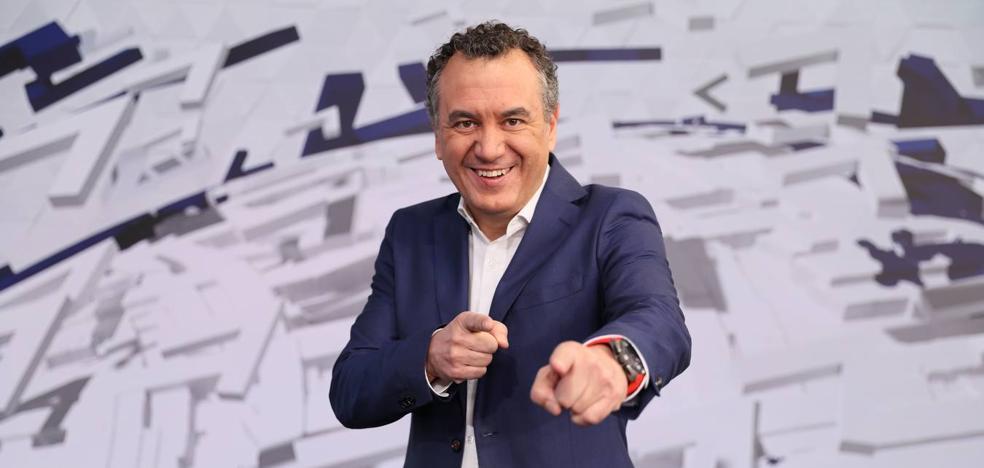 Roberto Brasero: «Cuando voy a Cantabria compro un cargamento de sobaos»