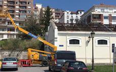 Ascán ejecutará la futura sede del museo de Enaire en Gamazo