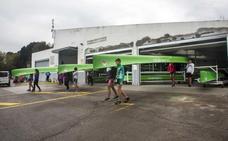 Camargo mejora la bolera de Cros y las instalaciones de remo de Punta Parayas