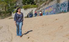 Igual: «Ya están aquí los turistas y las playas sin arena»