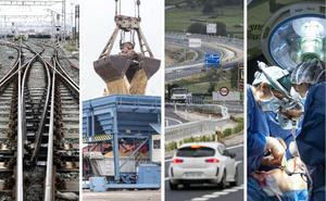 Cantabria se juega en las urnas los proyectos industriales y ferroviarios claves de su futuro