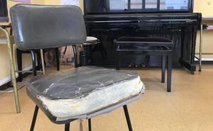 El PSOE de Reinosa califica de «indigno» el local del Conservatorio de Música