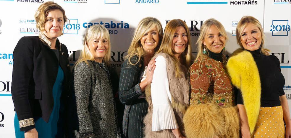 La fiesta del Anuario, todo un desfile de tendencias en Cantabria