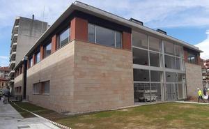 Los nuevos edificios del centro estarán terminados antes de finalizar abril