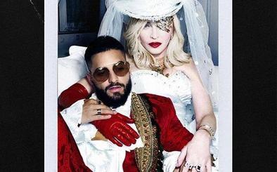 Madonna y Maluma se unen en 'Medellín'