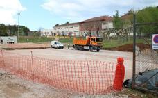 Arranca la construcción del nuevo polideportivo