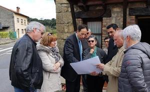 Obras Públicas busca la solución a las inundaciones en Muñorrodero