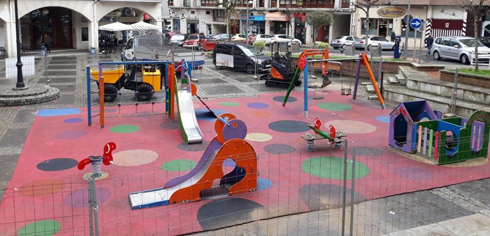 La ciudad de Castro contará con su primer parque infantil cubierto