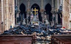Expertos de los Museos Vaticanos para la reconstrucción de Notre Dame