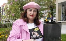 Maribel Cabo: «En mi blog presumo de abuela a tiempo completo»