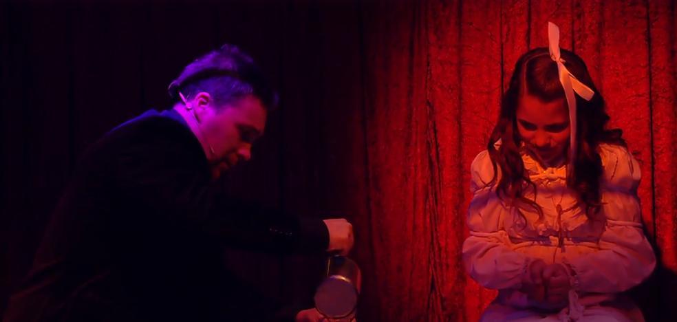 La cántabra Mágica Estela sorprende a Risto Mejide en 'Got Talent', pero no accede a final