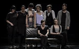 «El teatro me permite vivir otras realidades»