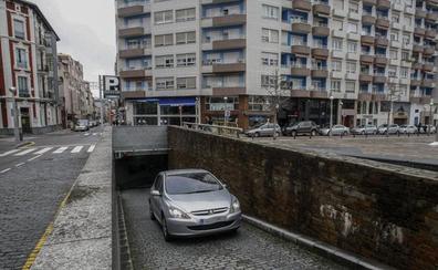 Siec reclama una indemnización de dos millones por los aparcamientos gratuitos de Torrelavega