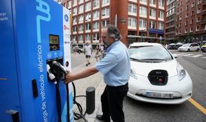 Cantabria recibirá medio millón de euros para impulsar los vehículos eléctricos