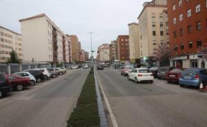 Las obras en la principal calle de Muriedas, la avenida Bilbao, comenzarán el próximo martes