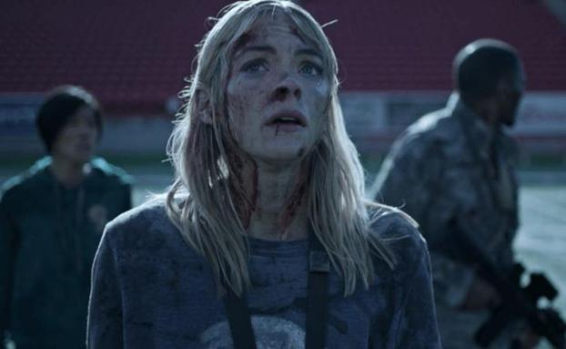 'Black Summer' sigue la senda de la estiradísima 'The Walking Dead'./