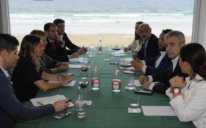 Garicano trabajará desde Europa para que Cantabria «deje de ser una isla»