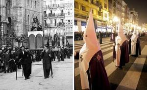 La Semana Santa en Cantabria: De 1928 a 2019