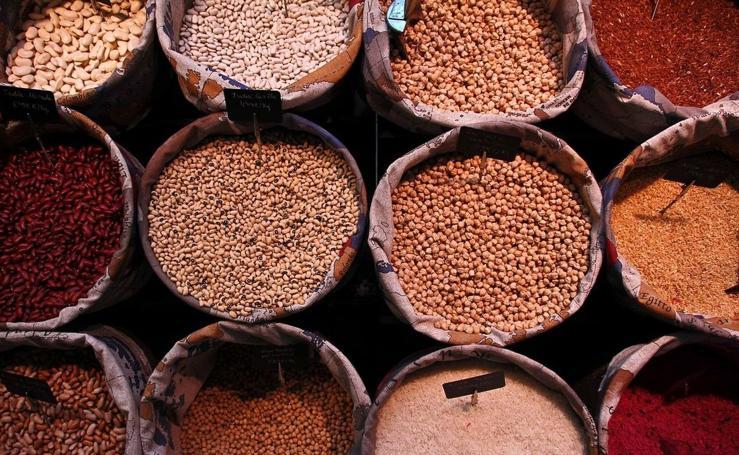 De las legumbres a la cecina de León