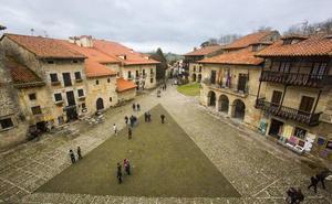 Santillana estrena su red wifi gratuita en el casco histórico de la villa