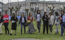 Gema Igual se rodea de mujeres deportistas para «velar por la igualdad»