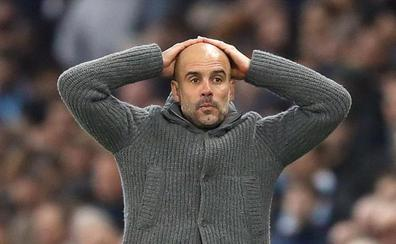 Guardiola sigue sin recuperar su toque en la Champions