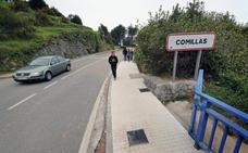 La obra del paseo peatonal entre Comillas y Ruiloba entra en su última fase