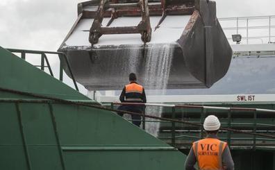 El Puerto de Santander ha movido 1,5 millones de toneladas hasta marzo
