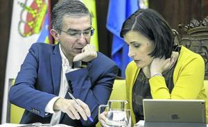 César Díaz será el número 2 de la lista del PP al Ayuntamiento de Santander