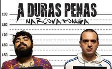 El grupo torrelaveguense 'A Duras Penas' presenta su disco 'Narcovadonga', en su barrio este sábado