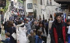 La lluvia se despide de Cantabria durante todo el fin de semana