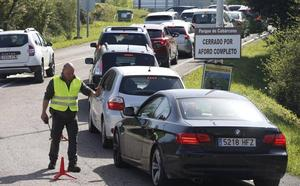 Cantabria cuelga el cartel de 'lleno' empujada por el buen tiempo