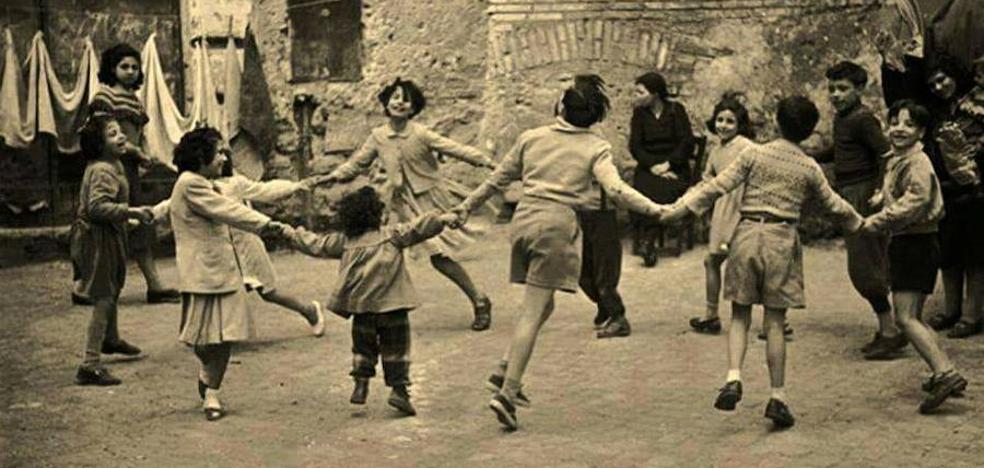 Aquella niñez…