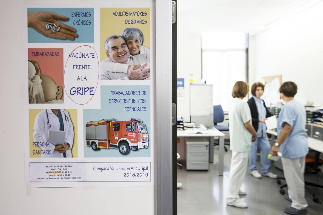 Acaba la temporada de la gripe en Cantabria con un balance de 13.250 casos y 25 fallecidos