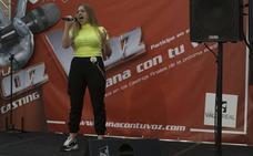 Polola, el mejor talento del concurso 'Gana con tu Voz'
