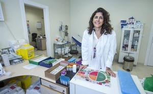 «Da mucha rabia que Sanidad valore tan poco el trabajo de la enfermera, que es imprescindible»