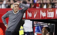 El Betis agota sus opciones ante un Valencia lanzado