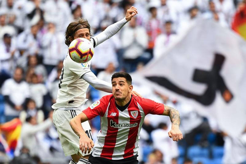 Las mejores imágenes del Real Madrid-Athletic